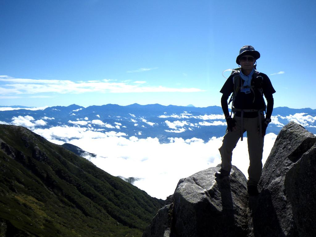 天気 木曽 駒ヶ岳
